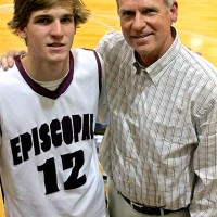 With Rob at Basketball